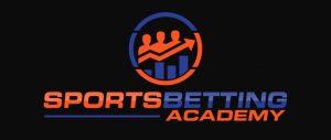 sports betting academy logo schwarz
